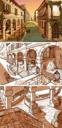 Venice by MiiBT
