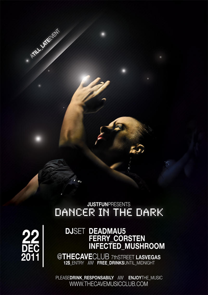 Dancer In The Dark Poster And Flyer By Pacovitiello On Deviantart