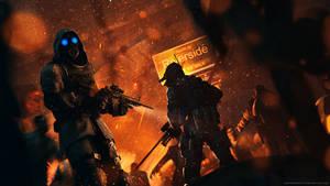ResidentEvil:Operation Raccoon City by MisterGoodCat