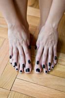 Leeann's nails by JonMann