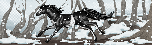 Advent Calendar 2018 Sig 1 by HorseOfBlackestNight