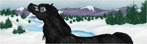 Advent Calendar 2018 Sig 2 by HorseOfBlackestNight