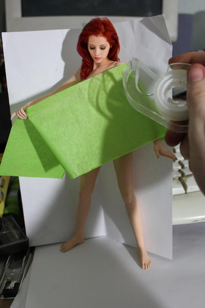 Tailoring with Tissue by MasterMini on DeviantArt
