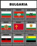 Ideology flags, Bulgaria