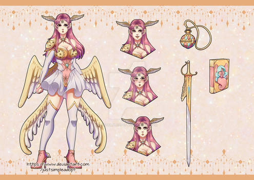 [Open auction] Magic Angel series #1