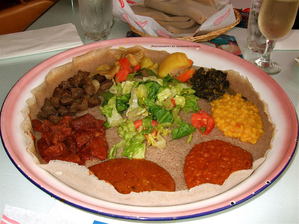 Ethiopian Food Seattle Mlk And Cherry Street