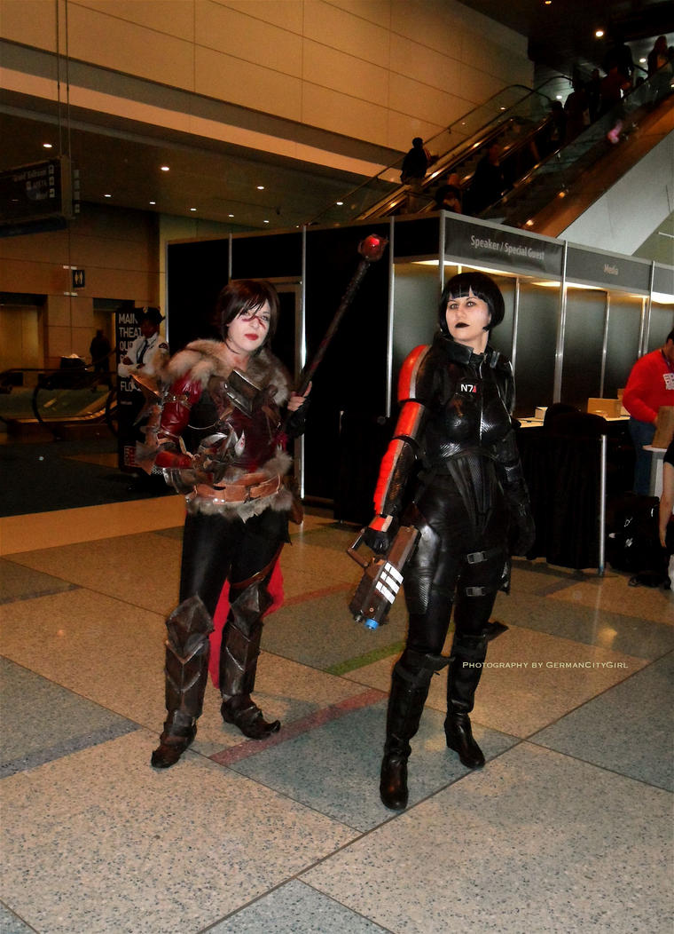 2011 PAX East 047. by GermanCityGirl