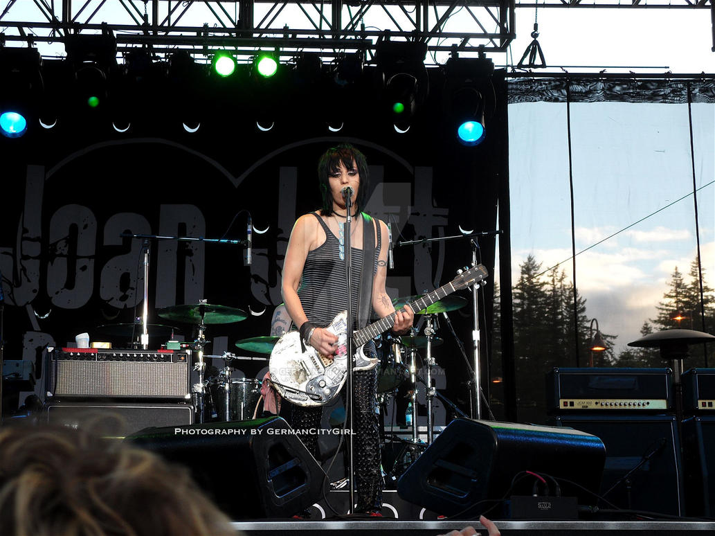 2012 Joan Jett 010. by GermanCityGirl