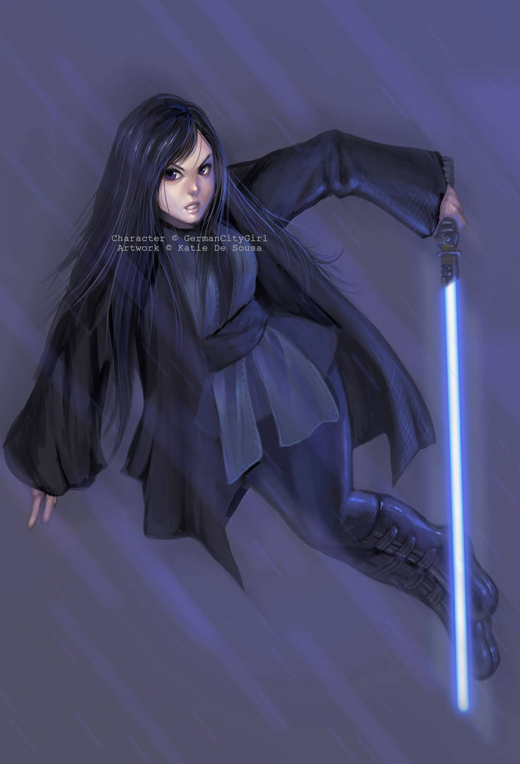 Commission: Jedi Tanake Trang.
