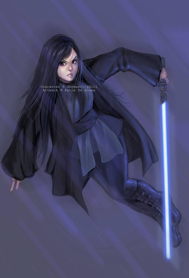 Commission: Jedi Tanake Trang.
