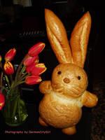 Bunny Bread. by GermanCityGirl
