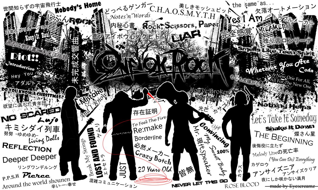 One Ok Rock By Eyescreamz On Deviantart
