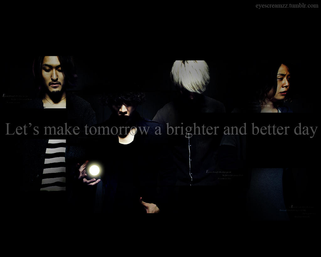 One Ok Rock Wallpaper 4 Be The Light By Eyescreamz On Deviantart