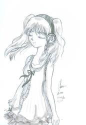 windy music by TrinyAmori