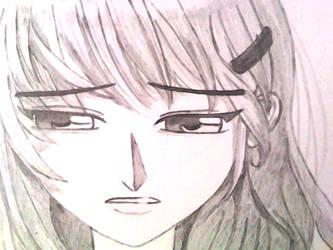 sadness by TrinyAmori