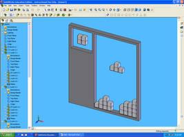 Tetris 3D by Ash243x
