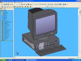 Dell Optiplex GX280 by Ash243x