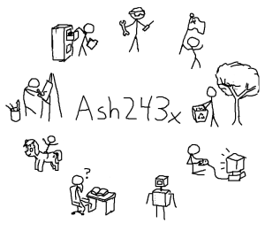 Ash243x's Profile Picture