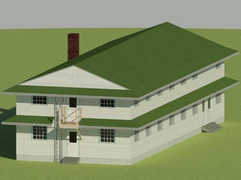 First Revit Building