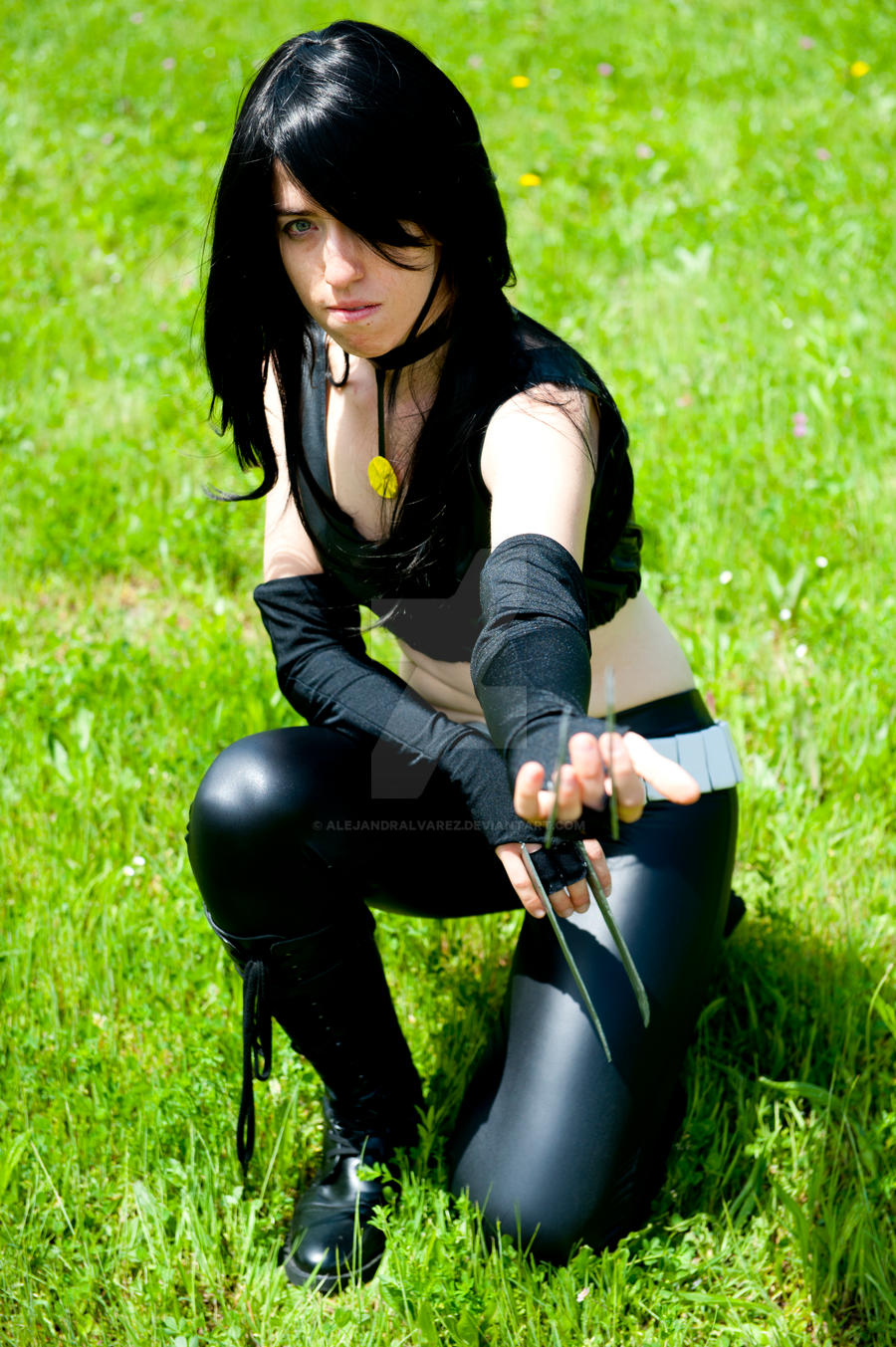 X 23 Cosplay Wallpaper -COSPLAY- X-23 by Alej...