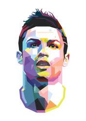 Cristiano Ronaldo (CR7) WPAP