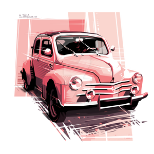 Classic Car - Toni Agustian - 11000
