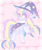 Witchfae Auction: Starry Dreams (CLOSED) by DreamyEevee