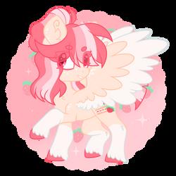 Strawberry Shortcake by DreamyEevee