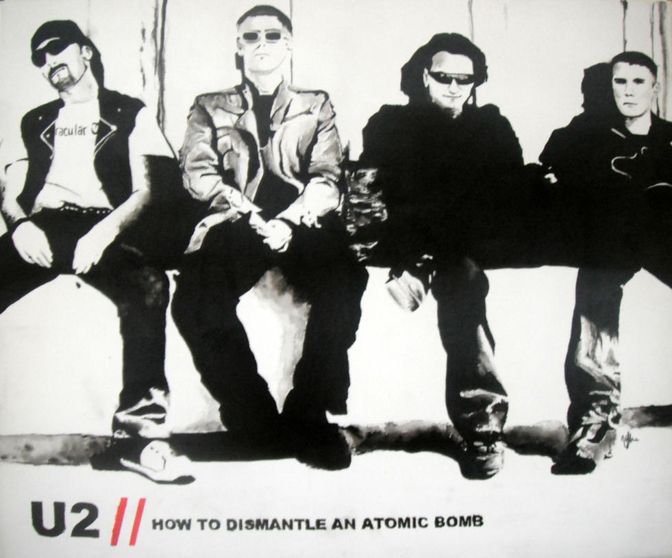 U2 - Howto Dismantle an Atomic Bomb by remsND