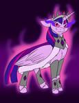 Evil Empress Twilight Sparkle