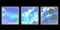 blue clouds. -f2u by kittiqui
