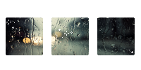rain droplets. -f2u by kittiqui