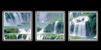 waterfalls. -f2u by kittiqui