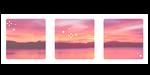 sunset lake. -f2u by kittiqui