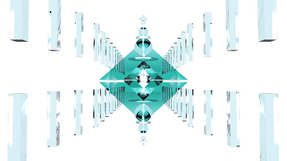 Piramid by Dibujeitor