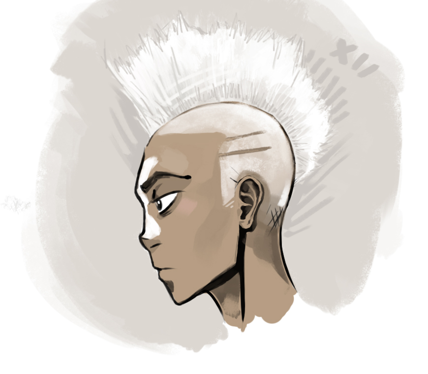 Ekko- The boy who shattered time by ViralAirProtonix