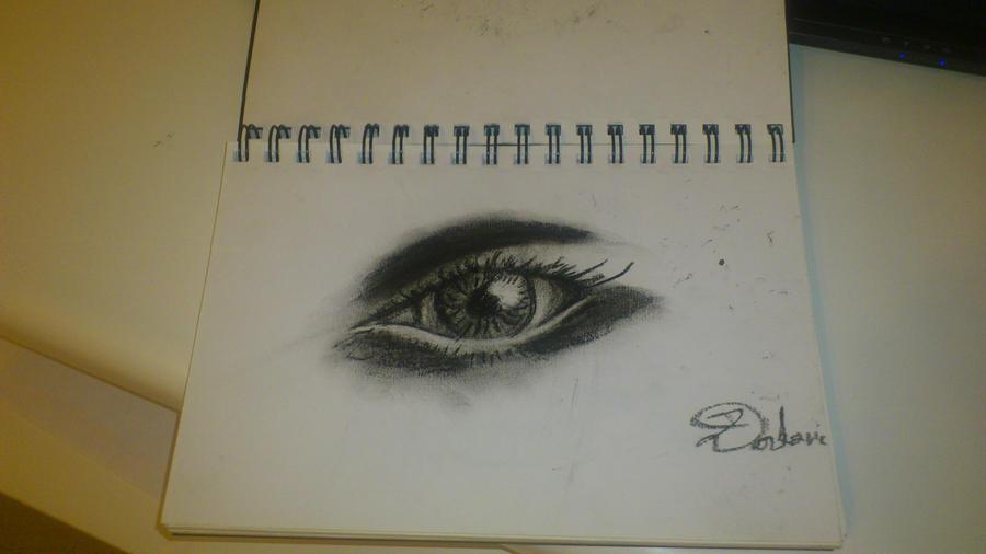 Eye by thedaniz