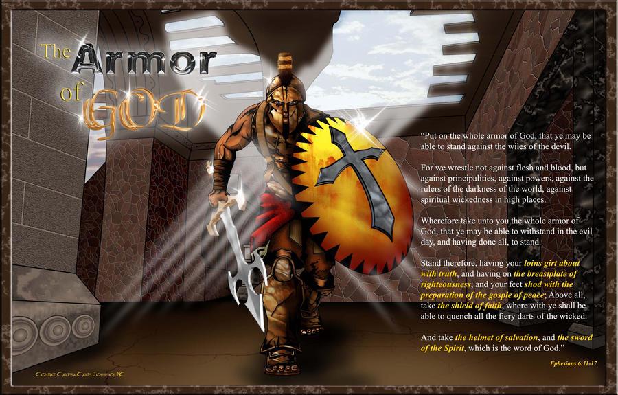 Armor of god by crashjensen on deviantart - Armor of god background ...
