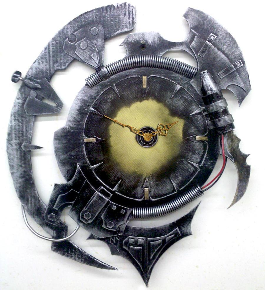 Steampunk wall clock by crashjensen on deviantart steampunk wall clock by crashjensen steampunk wall clock by crashjensen amipublicfo Images