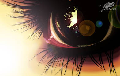 Vetor Eye light byEiderJunior by 31d3r
