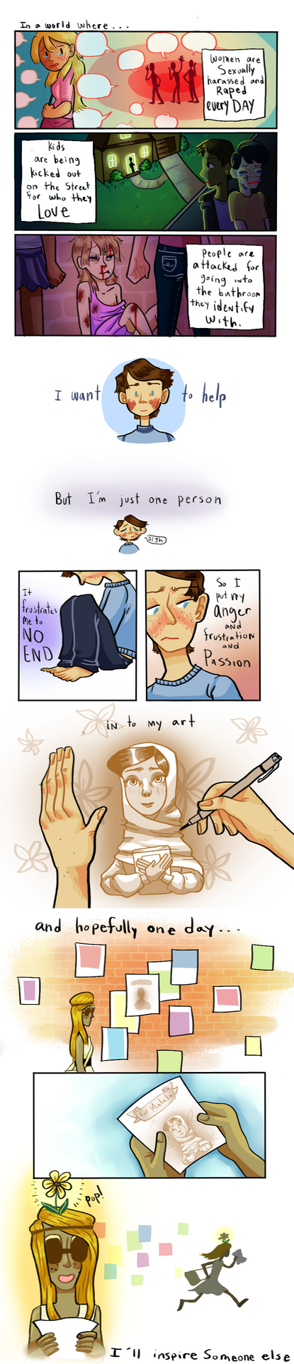 How my art could change the world by nina-chan5202