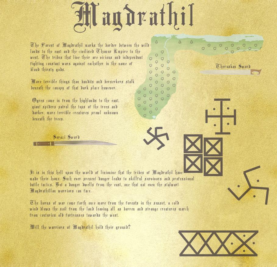 Magdrathil Summary by Salamander7734