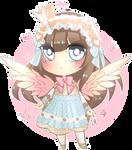 Little Cherub Angel by RumbyFishy