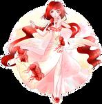 Enji Angel of Roses + Video by RumbyFishy