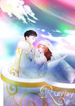 Wedding Sky + Speedpaint by RumbyFishy