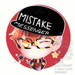 Mistake Messenger 707 + Speedpaint by RumbyFishy