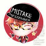Mistake Messenger 707 + Speedpaint by RumbyFishy