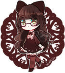 Chibi Ivette by RumbyFishy
