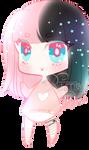 GASR - Pink Blossoms Chibi by RumbyFishy