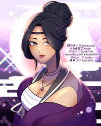 Artfight Lady Koshosho +Video